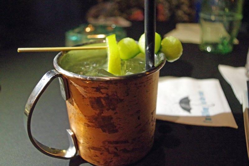 Best Moscow Mule recipe