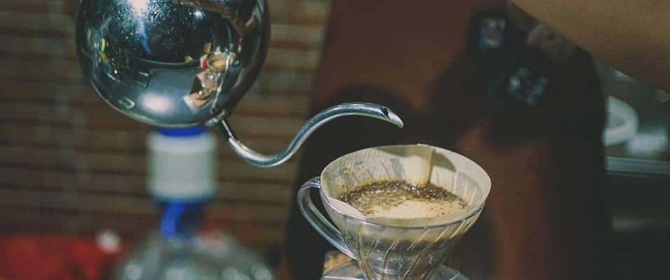 brew Turkish coffee