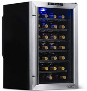 NewAir Wine Cooler and Refrigerator