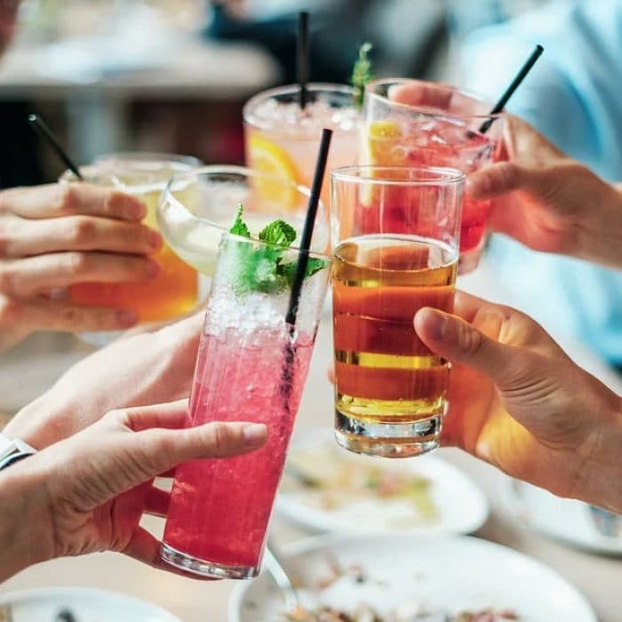 upscale drinks