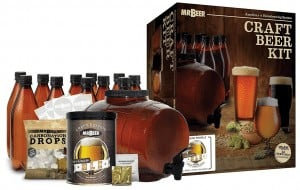 beer making kit contents