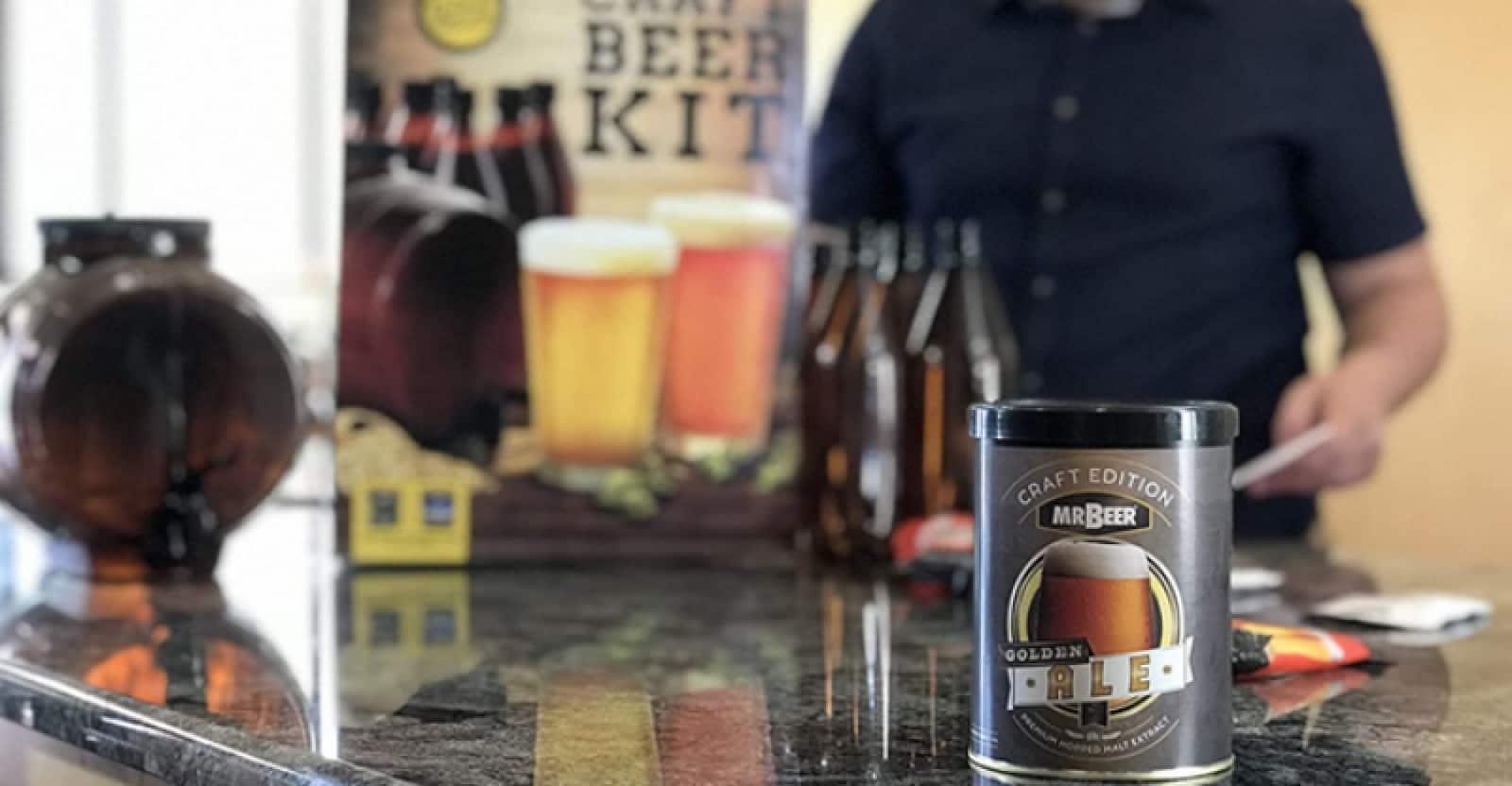 Mr. Beer Kit Review
