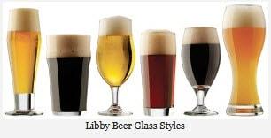 Libbey craft brew sampler