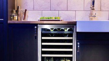 Marvel dual zone wine cooler